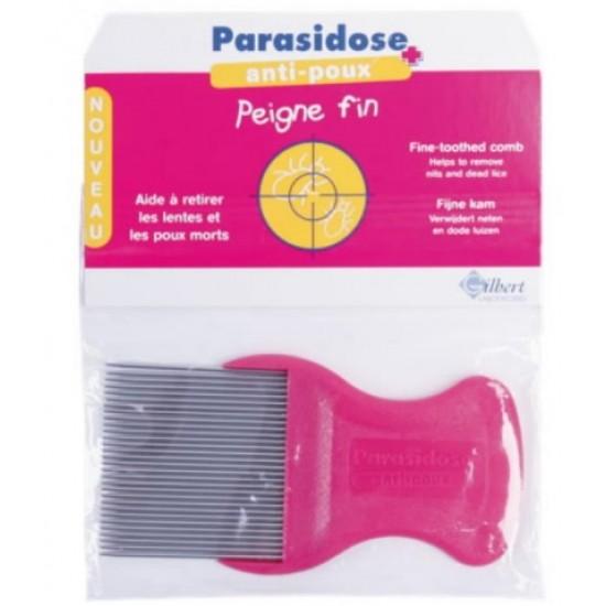 Parasidose, glavnik Pripomočki in zaščita