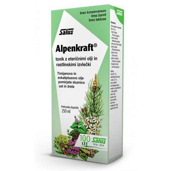 Alpenkraft, medeni tonik Prehrana in dopolnila