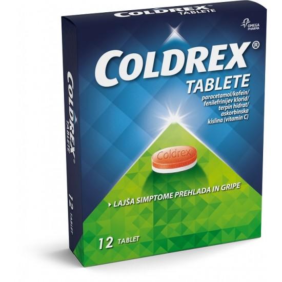 Coldrex, 12 tablet Zdravila brez recepta