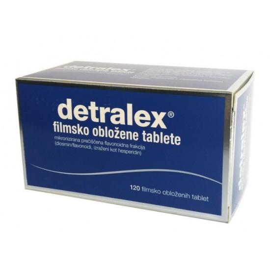 Detralex, 120 filmsko obloženih tablet Zdravila brez recepta