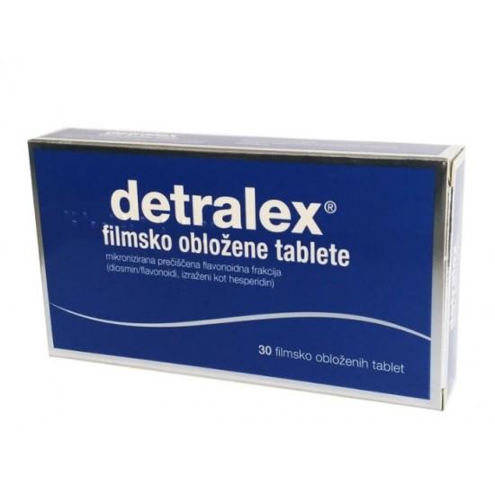 Detralex, 30 filmsko obloženih tablet Zdravila brez recepta