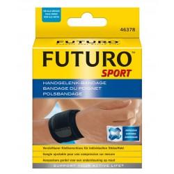 Futuro Sport, trak za zapestje - črn