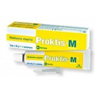 Proktis-M Plus, rektalno mazilo