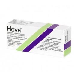 Hova, filmsko obložene tablete