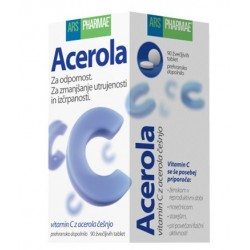 Acerola, žvečljive tablete