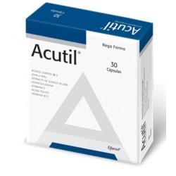 Acutil, kapsule
