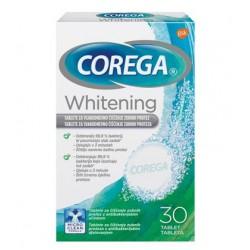 Corega Whitening, tablete za čiščenje proteze