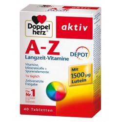Doppelherz Aktiv A-Ž Depo, tablete