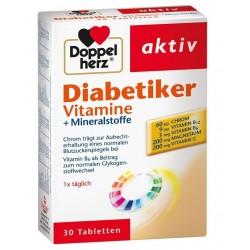 Doppelherz Aktiv Diabetiker vitamini, tablete