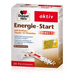 Doppelherz Aktiv Energie-Start Direkt, vrečice