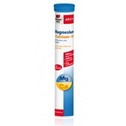 Doppelherz Aktiv Magnezij + Kalcij + D3, šumeče tablete
