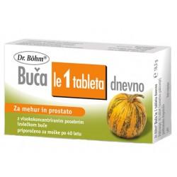 Dr. Böhm Buča, tablete za moške