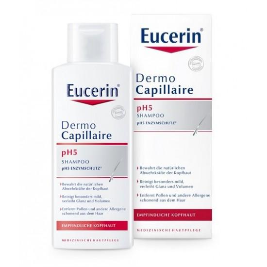 Eucerin Dermocapillaire pH5, šampon Kozmetika