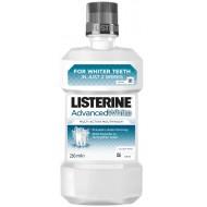 Listerine Advanced White, ustna voda - 250 ml