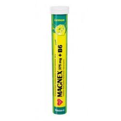 Magnex 375 mg + B6, šumeče tablete