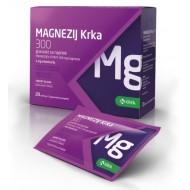Magnezij Krka 300 granulat za napitek, 20 vrečk