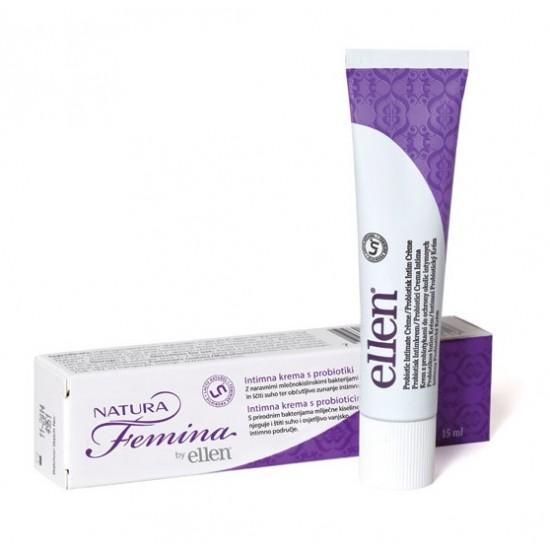Natura Femina by ellen, intimna krema s probiotikom Pripomočki in zaščita