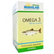 Nutrilab Omega 3, kapsule