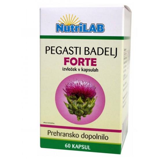 Nutrilab Pegasti badelj Forte, kapsule Prehrana in dopolnila