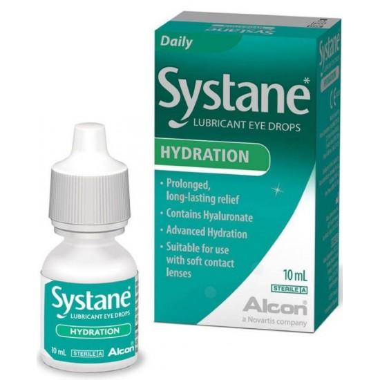 Systane Hydration, kapljice za oči Kozmetika