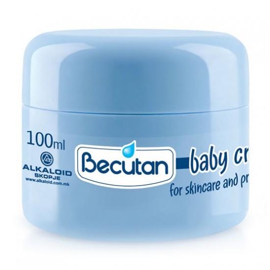 Becutan, krema za otroke, 100 ml Kozmetika