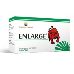 Enlarge, 30 kapsul