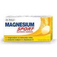 Dr. Böhm Magnesium Sport, šumeče tablete