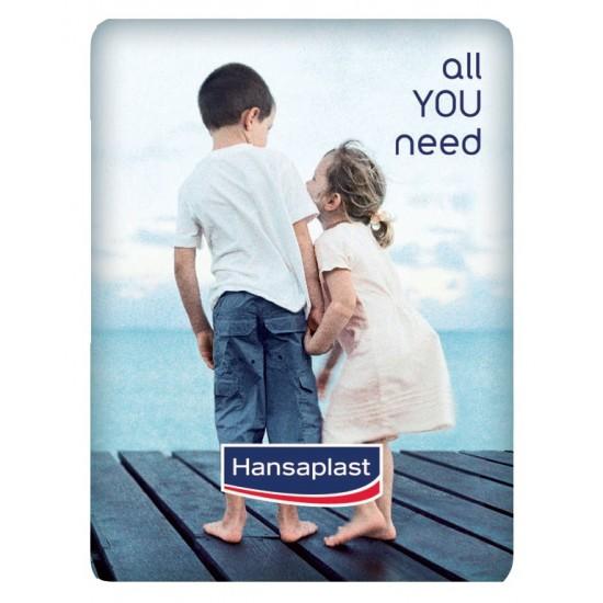 Hansaplast, Promo Box Limited Edition - mix obližev Pripomočki in zaščita