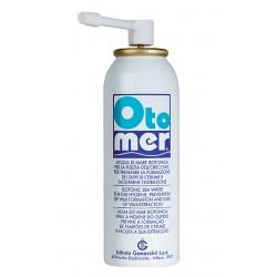 Otomer, pršilo za odstranjevanje ušesnega masla