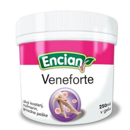 Encian Ve-Forte, gel Kozmetika