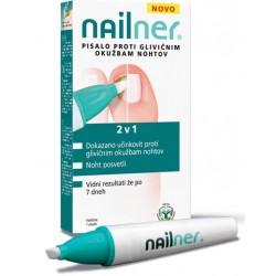 Nailner Pen 2v1, pisalo proti glivičnim okužbam nohtov
