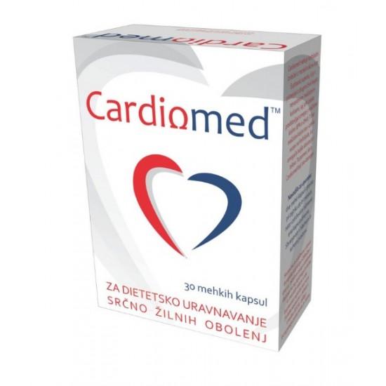 Cardiomed, kapsule Prehrana in dopolnila