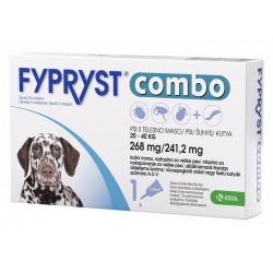 Fypryst Combo, kožni nanos za velike pse (20-40 kg) - 3 pipete