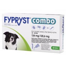 Fypryst Combo, kožni nanos za srednje velike pse (10-20 kg) - 10 pipet