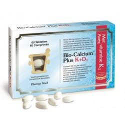 Pharma Nord Bio-Calcium Plus K+D3, 60 tablet