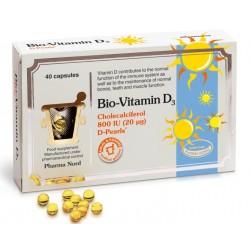 Pharma Nord Bio-Vitamin D3, 40 kapsul