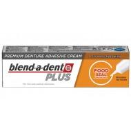 Blend-a-dent Premium Plus Foof Seal, krema za pritrditev zobne proteze