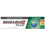 Blend-a-dent Premium Plus, krema za pritrditev zobne proteze - dvojna zaščita