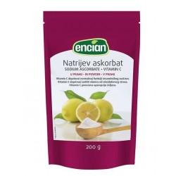 Encian natrijev askorbat - vitamin C, prah