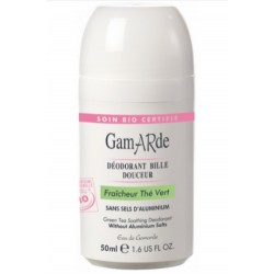 Gamarde, Deodorant roll-on z zelenim čajem - 50 ml