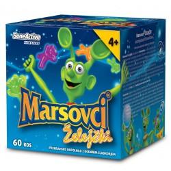Marsovci, želejčki tablete s kompleksom Boneactive