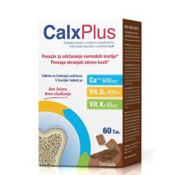 CalxPlus Čokolada, žvečljive tablete