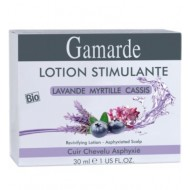 Gamarde, Losjon za poživitev in čiščenje lasišča - 6 x 5 ml