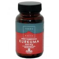 Terranova Kurkuma 350 mg, kapsule