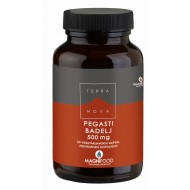 Terranova Pegasti badelj 500 mg, kapsule