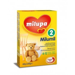 Milumil 2 otroško mleko, 600 g