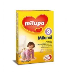 Milumil 3 otroško mleko, 600 g