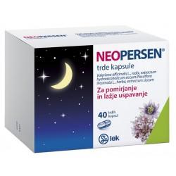 Neopersen, 40 trdih kapsul