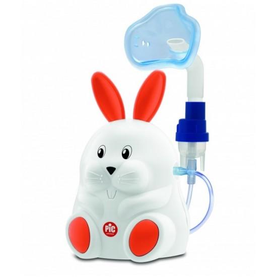 PIC Mr.Carrot, kompresijski inhalator za otroke Pripomočki in zaščita
