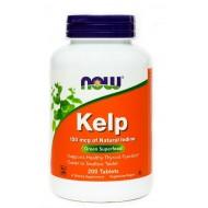 NOW Jod-Kelp 150 mcg, tablete